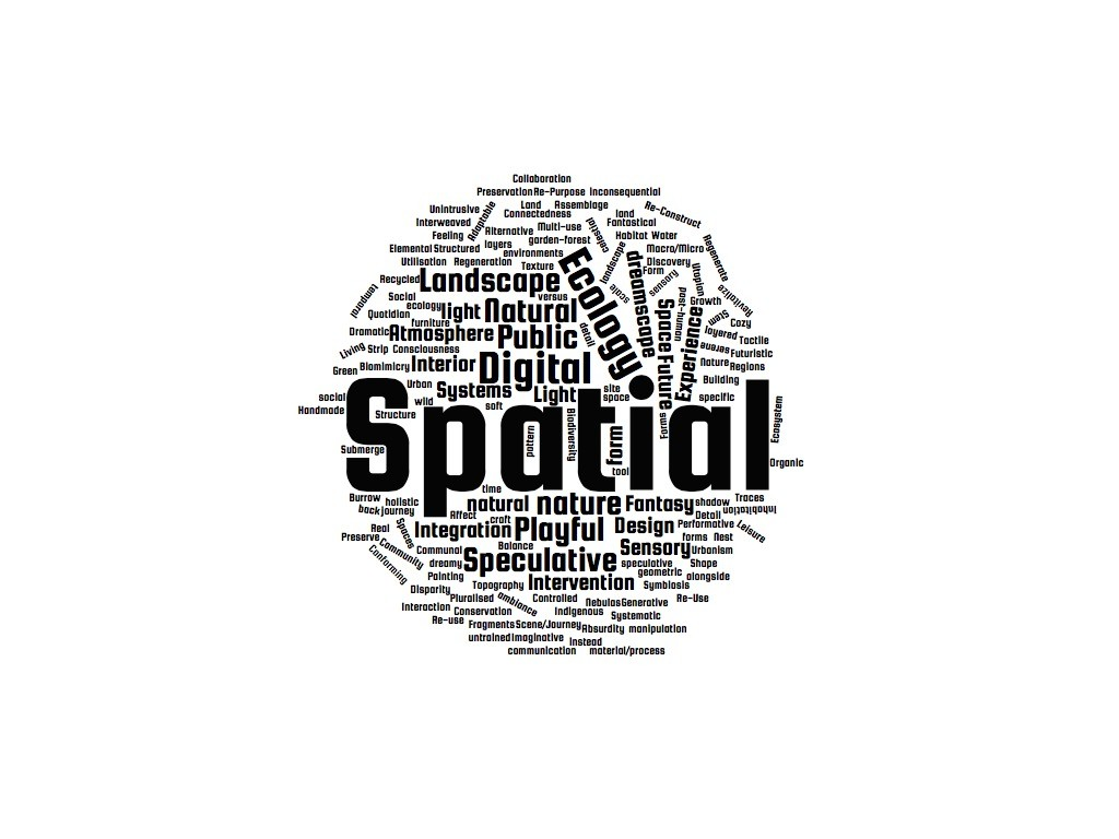Spatial 7 March long list