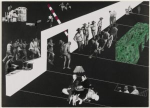 Exodus, or the voluntary prisoners of architecture. Rem Koolhaas' 1972 Architectural Association thesis (together with Madelon Vreisendorp, Elia Zenghelis, and Zoe Zenghelis)